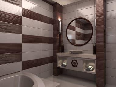 11 Different Bathroom's Interior Design