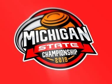 Michigan State Championship Logo