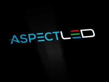 Logo Aspect Led