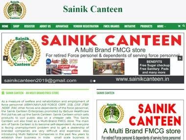 Sanik Canteens