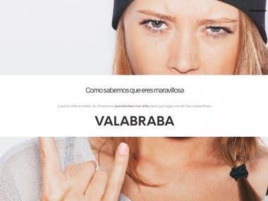 Tienda Online Valabraba.com (en construcción)