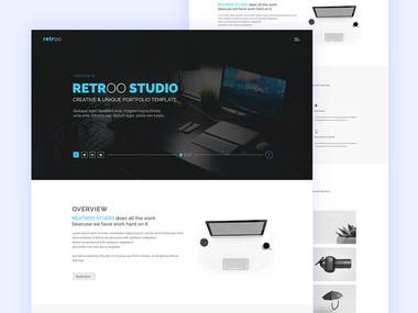 Retroo Studio Black
