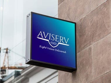 Logo Design for Aviserv