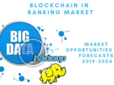 Blockchain with Bigdata it makes easier in banking