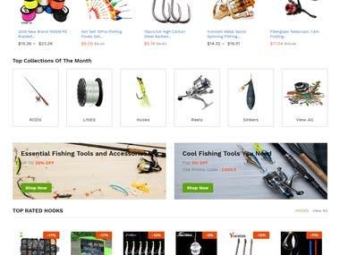 FISHINGROVE Online Store