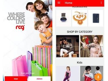RCG App