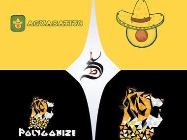 Avocado/Polygon Logos