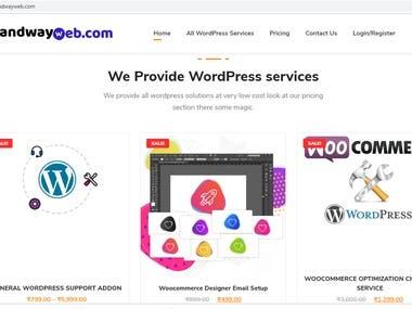 WEBSITE FOR WEB AGENCIES