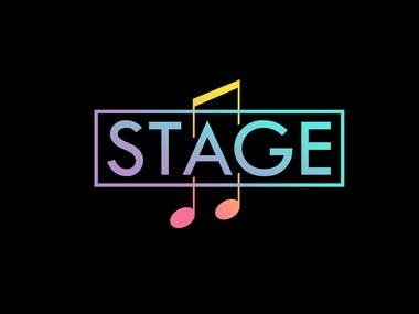STAGE - Logo Design