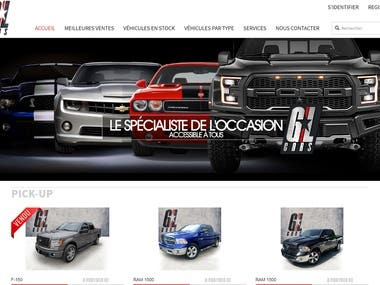 Codeigniter - Car Selling Website