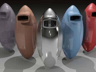 Fujin Intelligent Metered Dose Inhaler Concept