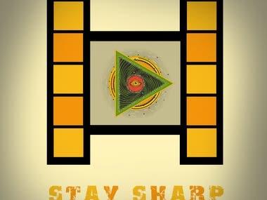 STAYSHARP DESIGNED BY ABDOLOGY