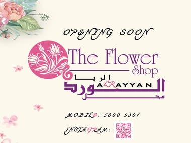 FlowerShop DESIGNED BY ABDOLOGY