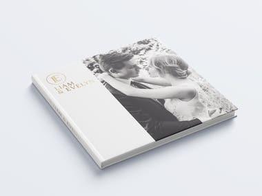 Design Wedding Catalog for BLURB PRINT
