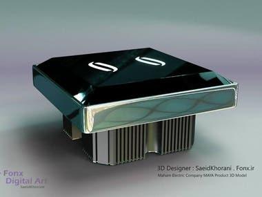 Home Tools 3D Design