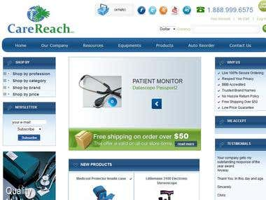 www.carereachmedicalsupplies.com