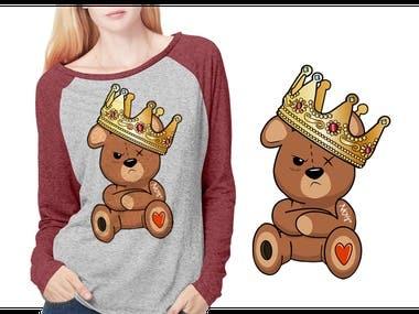 Bear T-Shirt
