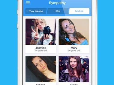 IONIC Dating App