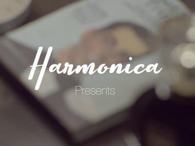 Harmonica ads #1