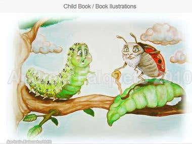 Child Book Illustration