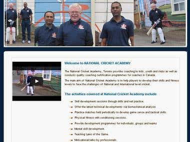 National Cricket Academy Toronto