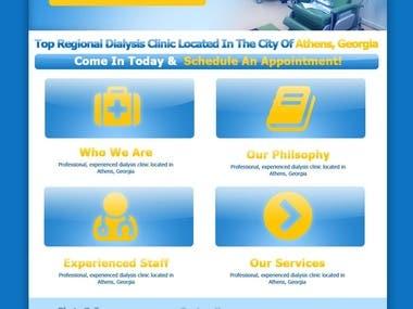 Classic City Kidney clinic: Dialysis