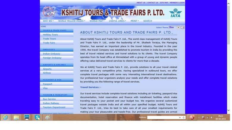 Tours & Travels , Hotel Booking Websites | Freelancer