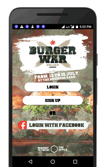BurgerWar - Game Contest Poll