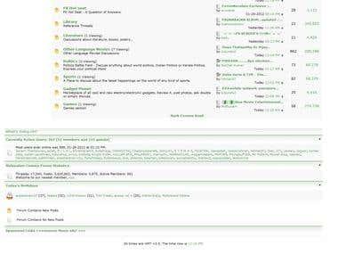 Vbulletin forums forumkeralam.com