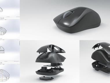 Rendered Mouse