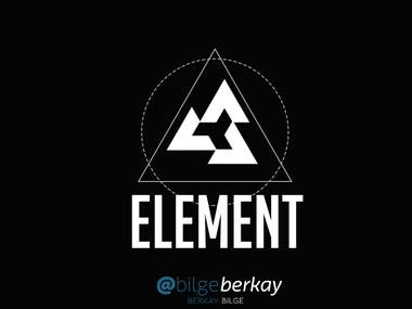 Logo For a Party Production Company