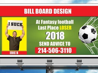 Big Billboard Design
