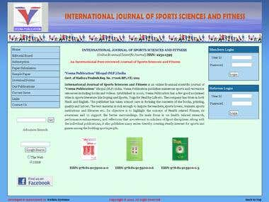 Educational Journal websites