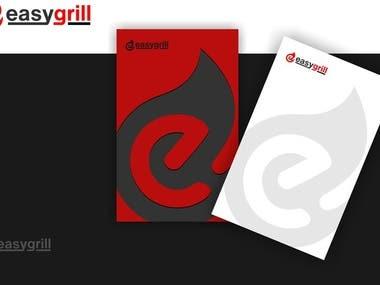 Easy Grill Branding