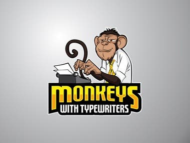 Monkyes with Typewriters