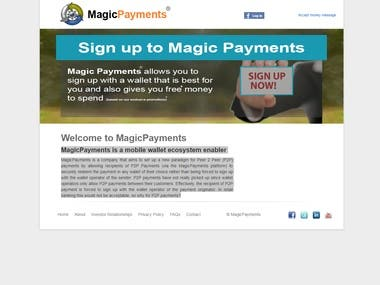 Magic Payments