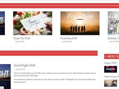 Best Funny Sms Website Updatesmsnow.com