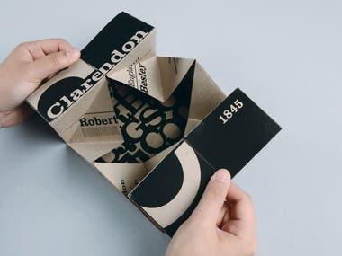 Typeface Flyer