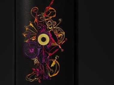 Bitcoin Group Wine Label