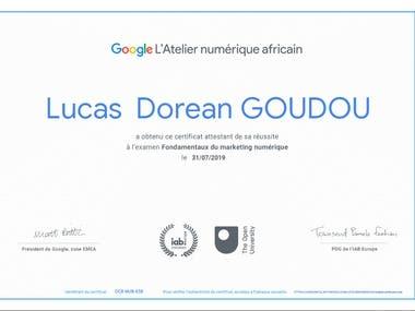 Certificate in Digital Marketing Fundamentals