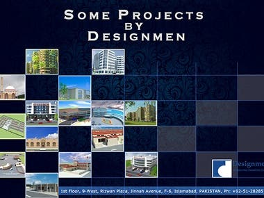 Brochure Design for Designmen