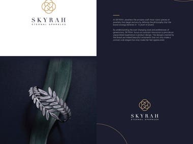 Logo Design for SKYRAH - 2019
