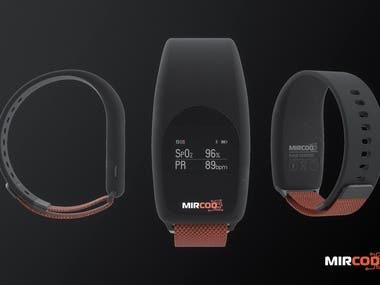 IoT - Fingertip Pulse Oximeter