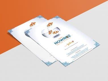 Nowroz Flyer