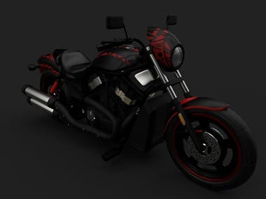 Motorcycle Hamlin