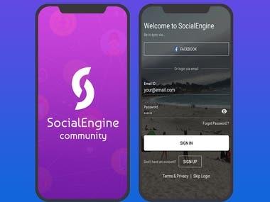 Social Engine Community