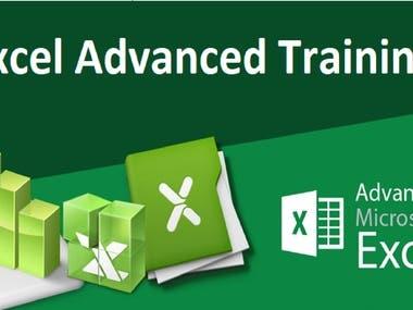 Excel Advanced and VBA macros
