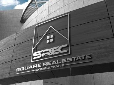 Square Real Estate consulting logo