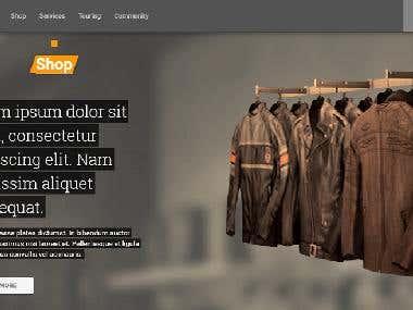 Prestashop web commerce