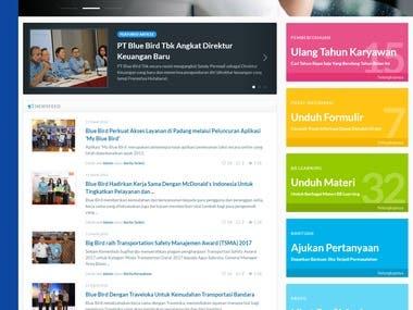 Codeigniter web app